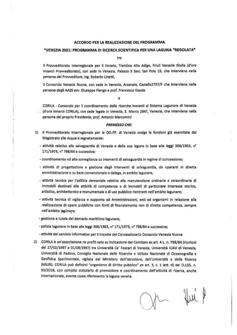 accordo PROVV-CVN-CORILA_firmata1